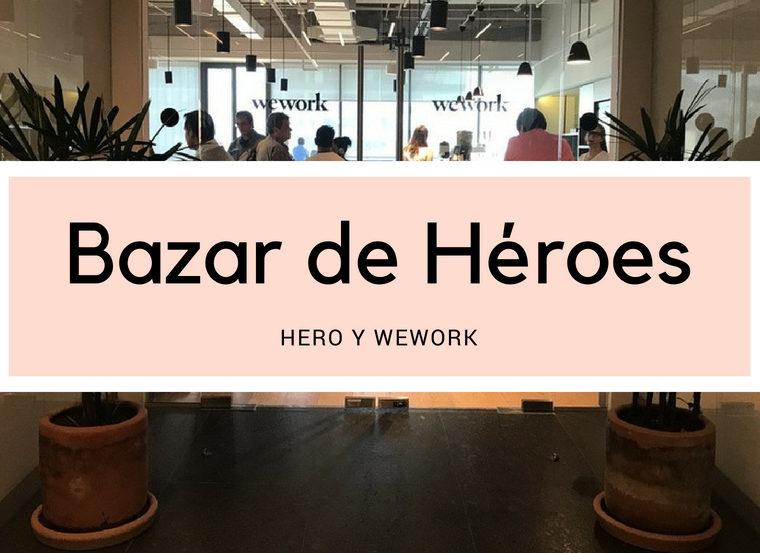 bazar de héroes