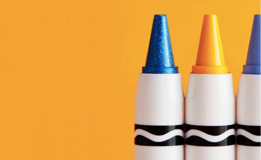 crayola maquillaje