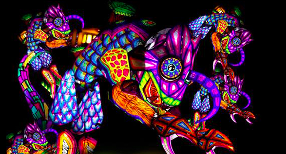 alebrijes iluminados
