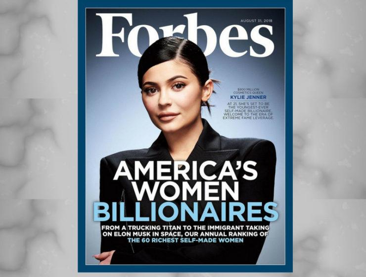 mujeres más ricas de estados unidos