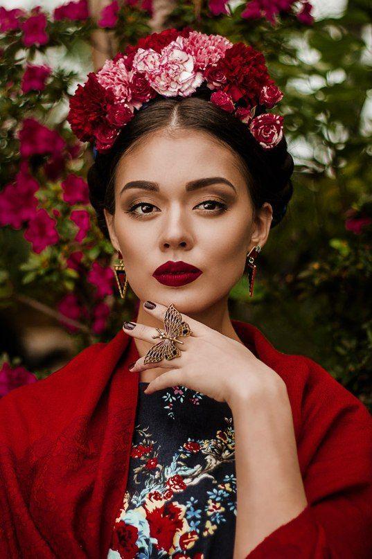 Disfraz Frida Kahlo Halloween