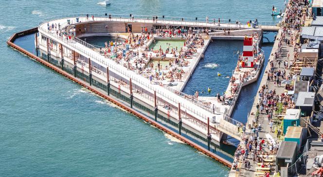 Proyecto diseñado por la firma danesa BIG en Dinamarca