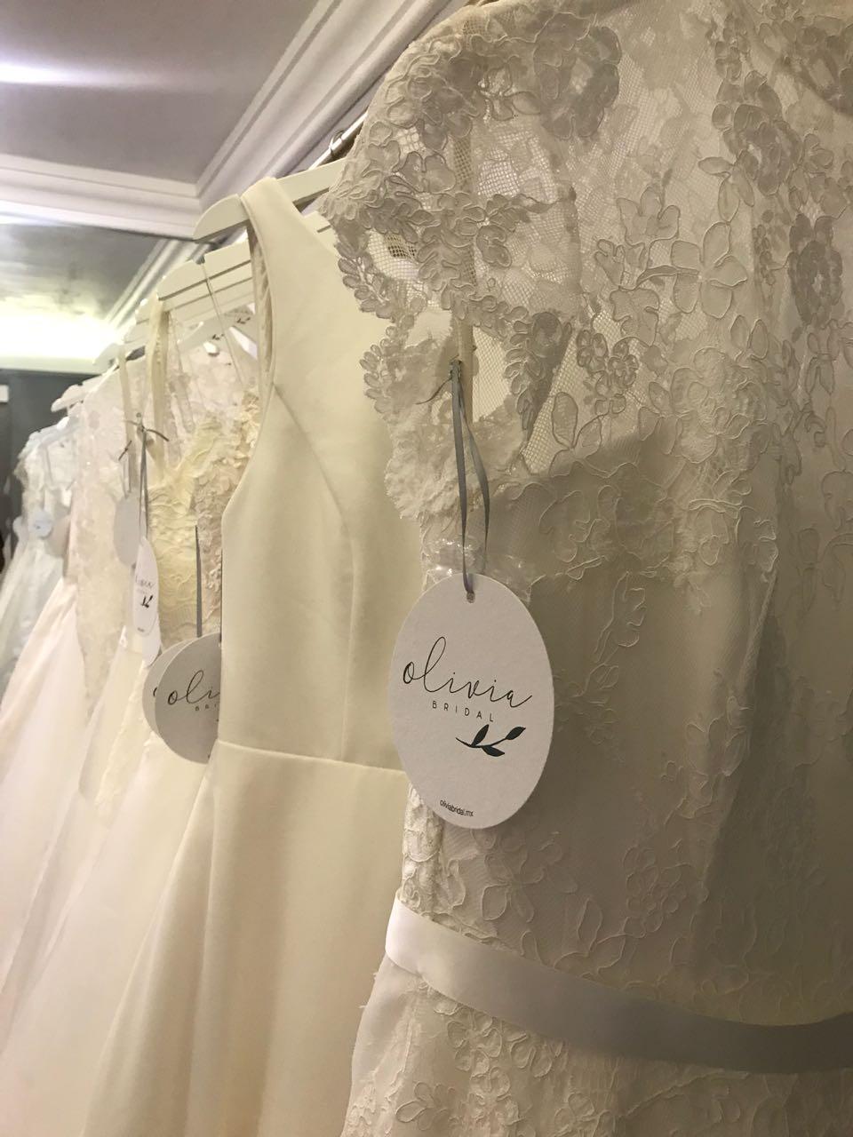Vestidos de novia de todos las formas y estilos: con encaje, strapless, de princesa, alternativo.