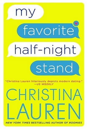 libro romántico, novela romántica, los mejores libros de amor, las mejores novelas románticas, los mejores libros de amor, recomendación de lectura, libros románticos, novelas de amor, my favorite half-night stand