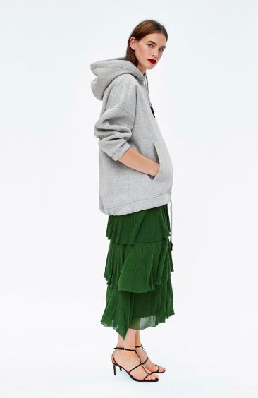 Outfits de Zara, outfits de zara para embarazadas, embarazo, outfits de embarazo, outfits de embarazo modernos.