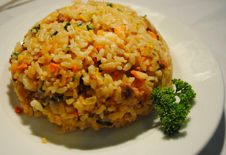 Arroz mixto, arroz mixto en la cdmx, Platillos japoneses en la Ciudad de México, platillos japoneses diferentes, platillos japoneses originales, platillos japonenses deliciosos.