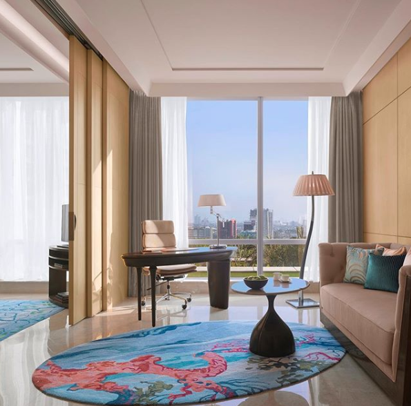 Raffles Jakarta, Indonesia, Indonesia hotels, hoteles en Indonesia, mejores hoteles del mundo, traveling, tips de viaje,