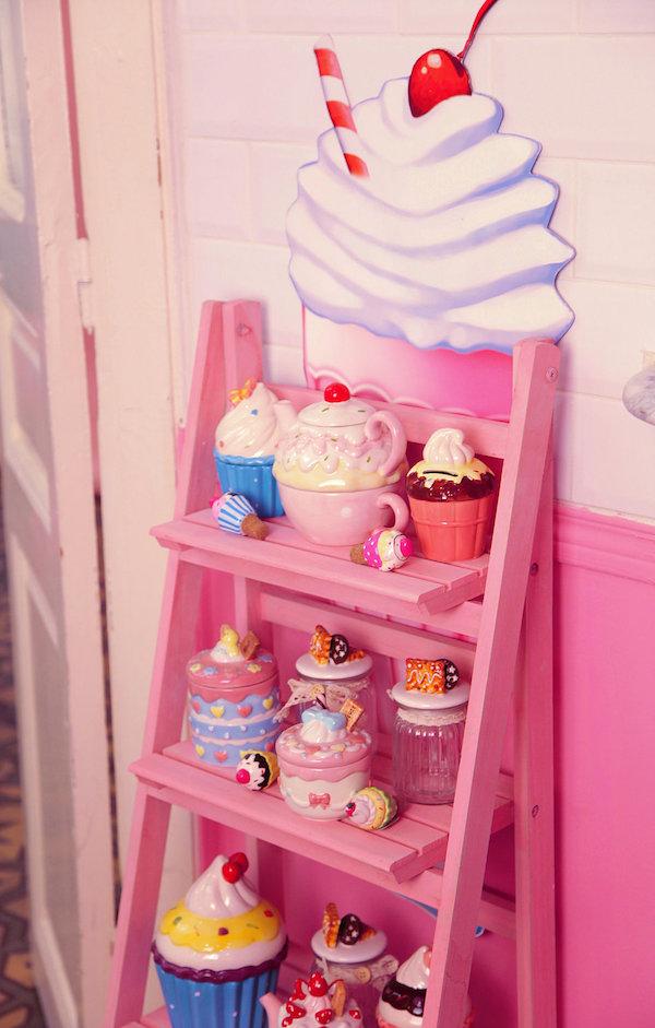 Candyfornia Café
