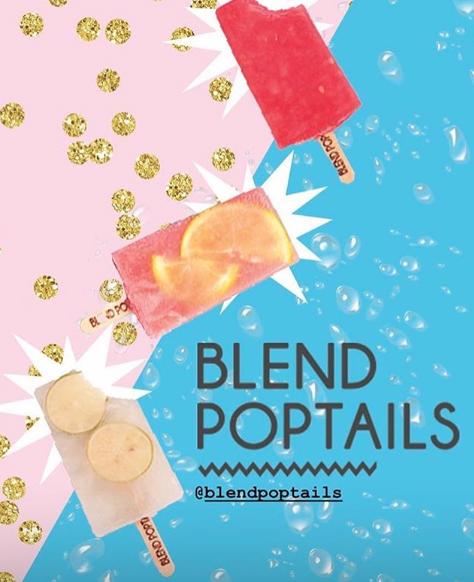 Blend Poptails