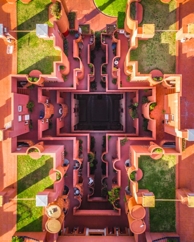barcelona-dron