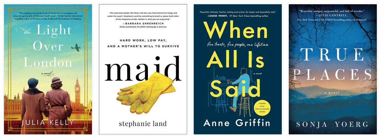 los libros más vendidos del 2019